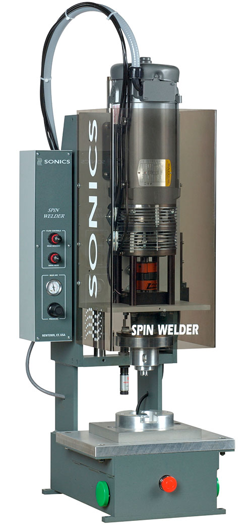 ultrasonic spin welder